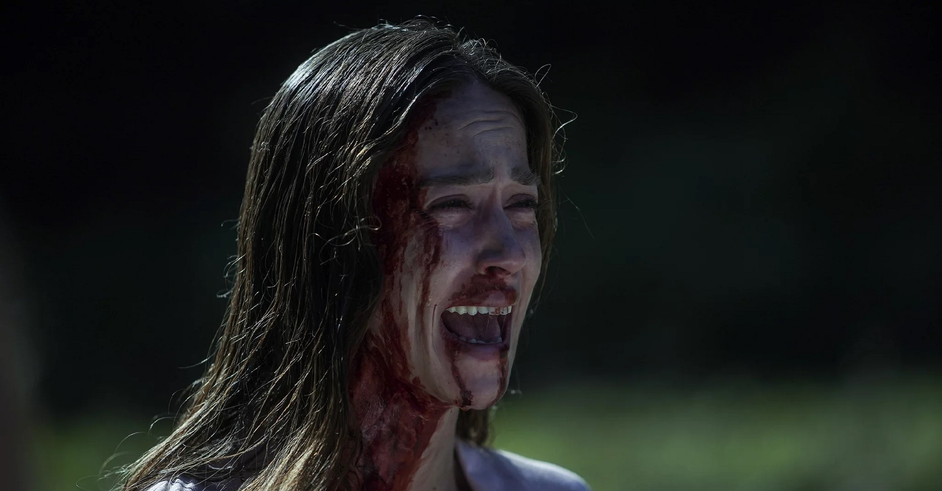 Matilda Lutz in A Classic Horror Story
