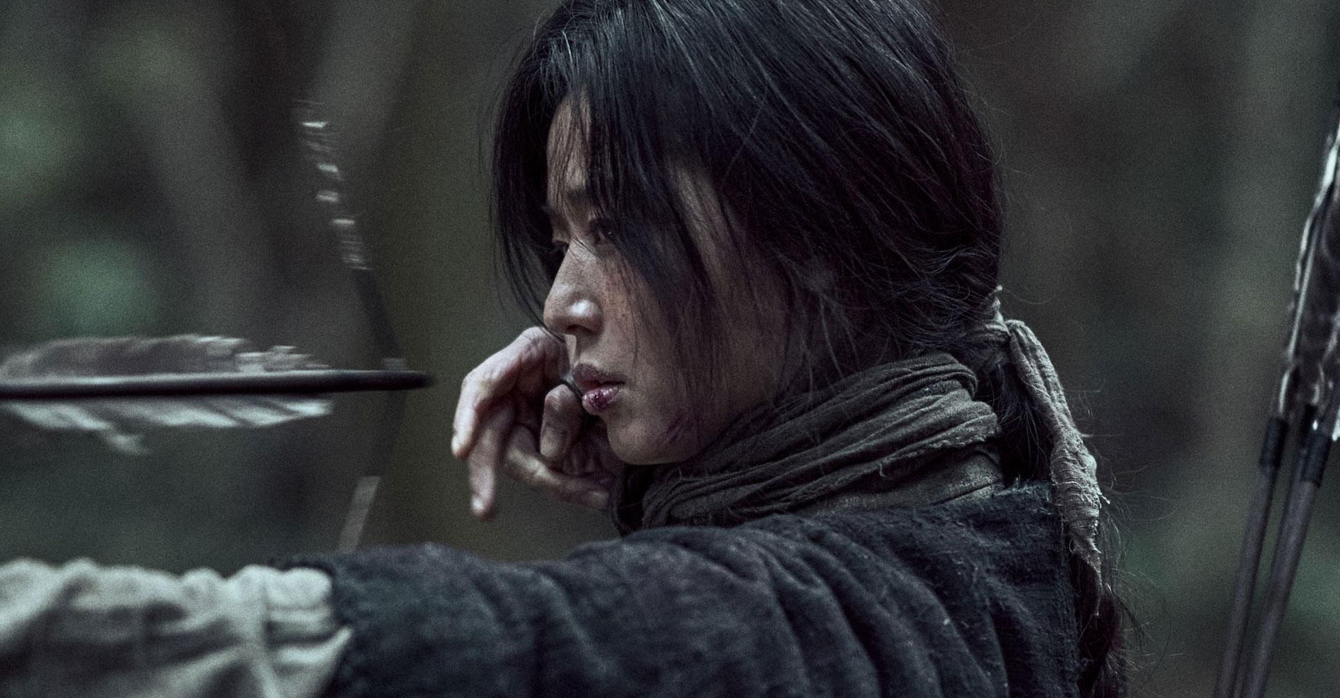 Jun Ji-Hyun in Kingdom: Ashin of the North