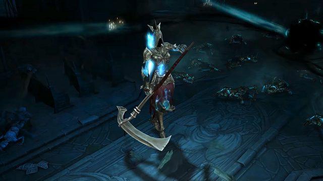 Ein Gegner in Diablo 3