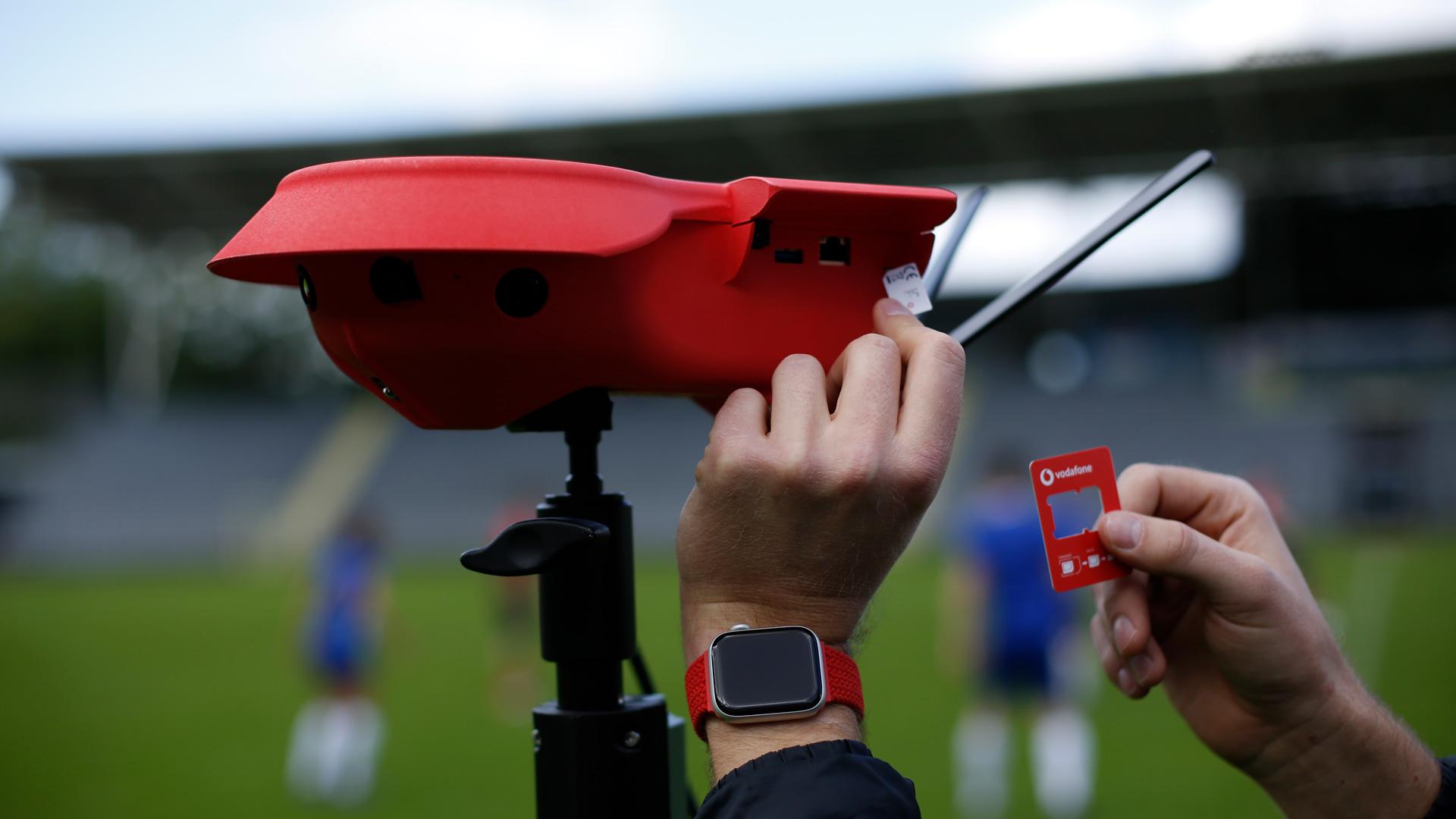 Staige Smartes Kamerasystem