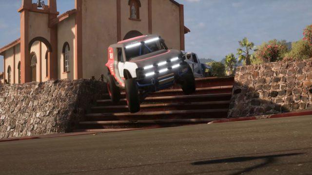 "Das Gameplay in ""Forza Horizon 5"""