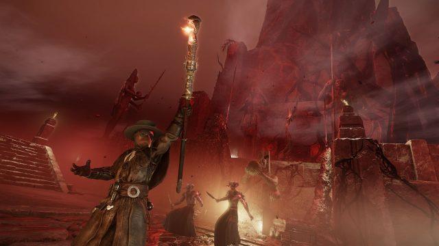 Ein Screenshot aus dem Spiel New World