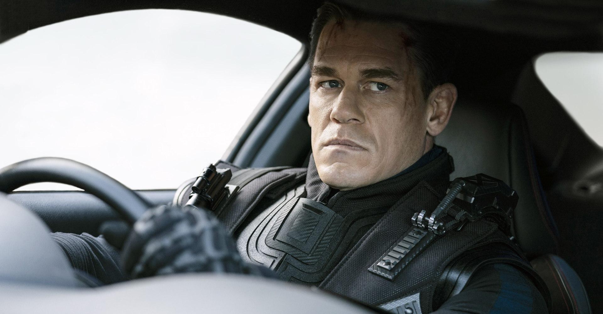 John Cena alias Jakob Toretto in Fast & Furious 9