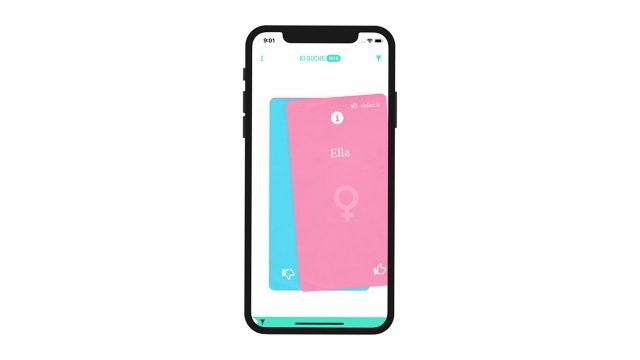Apps mit Swipe Funktion