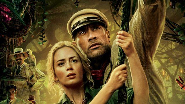Jungle Cruise Kritik: Plakat zum Film.