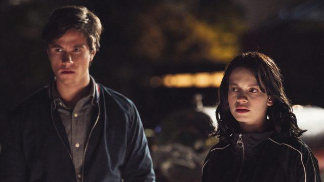 Javier und Sofia in Staffel 1 von Control Z