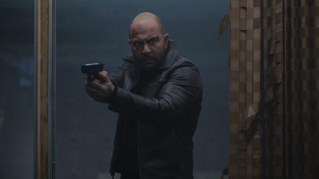 """Lior Raz als Segev Azulai in der Netflix-Serie """"Hit & Run"""""""
