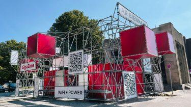 Vodafone x AR Biennale 2021: Eine einzigartige Bühne für Augmented-Reality-Kunst
