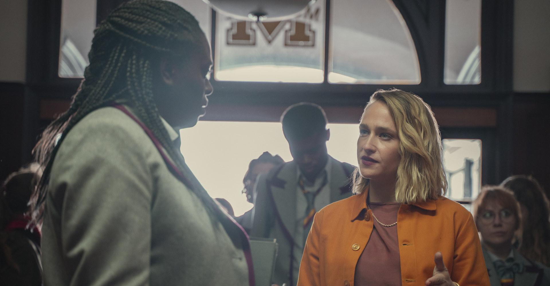 Jemima Kirke als Hope Haddon in Staffel 3 von Sex Education