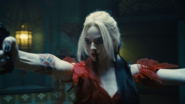 Margot Robbie als Harley Quinn in THE SUICIDE SQUAD