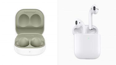 Galaxy Buds2 vs. AirPods 2: Vergleich der Kopfhörer von Apple und Samsung