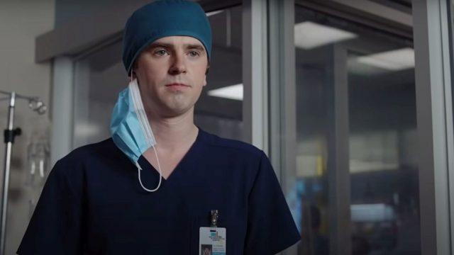 """Szene aus Staffel 4 von """"The Good Doctor"""""""