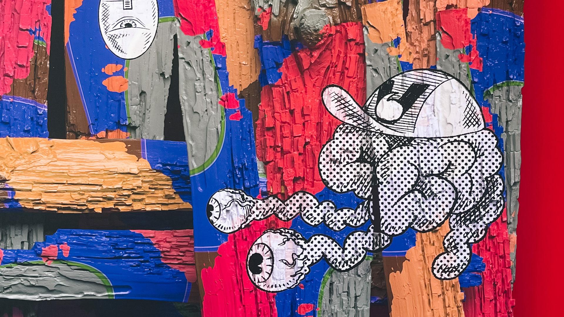 Ein Bild von der AR-Biennale