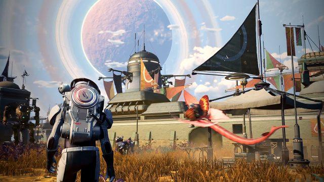 Die neuen Siedlungen in No Man's Sky Frontiers