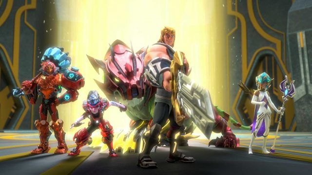 Bild aus der Netflix-Serie He-Man and the Masters of the Universe