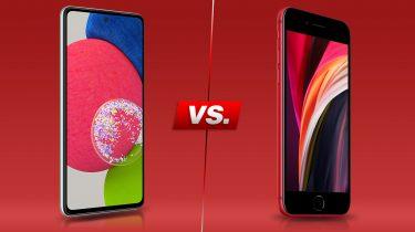 Galaxy A52s 5G vs. iPhone SE: Neue Runde der gehobenen Mittelklasse