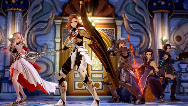 Die Charaktere in Tales of Arise