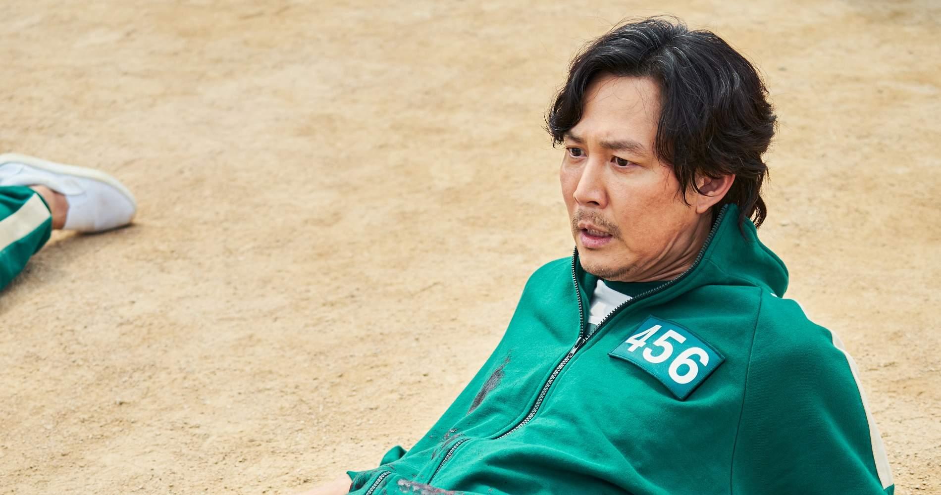 Jung-jae Lee in Squid Game