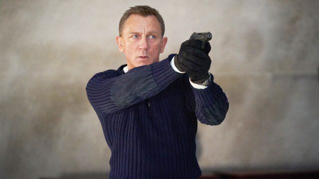 Daniel Craig in James Bond: Keine Zeit zu sterben