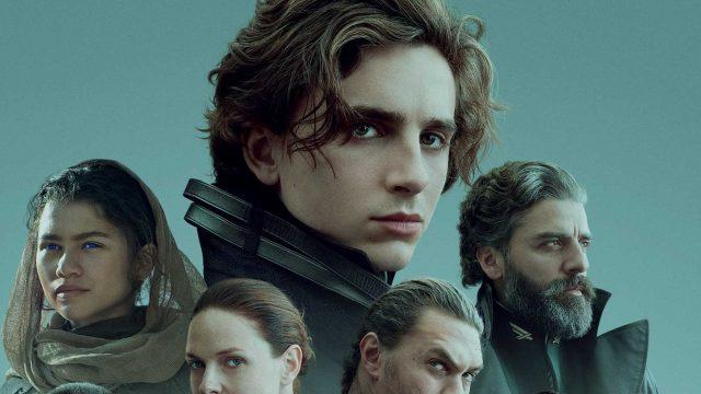 Poster von Dune