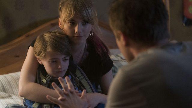 Bode, Kinsey und Tyler in Staffel 1 von Locke & Key auf Netflix