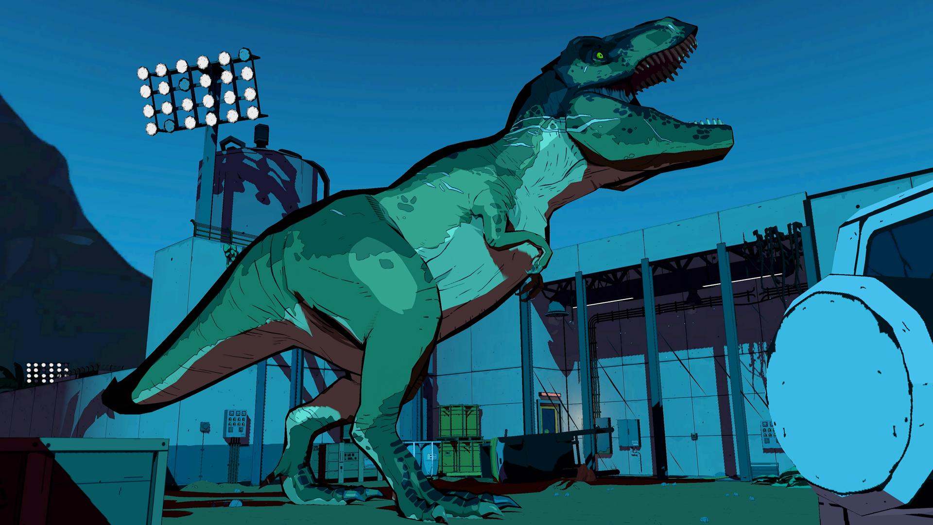 Jurassic World Aftermath Part 2