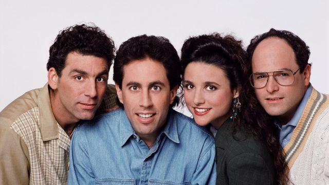 Seinfeld Cast SoMe