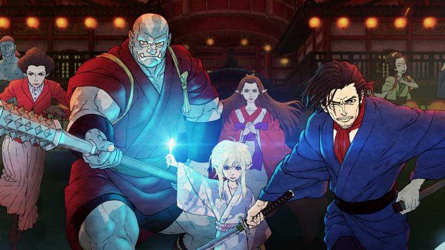 Poster von Bright: Samurai Soul