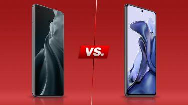 Xiaomi 11T vs. Xiaomi Mi 11: So ähneln und unterscheiden sich die Modelle