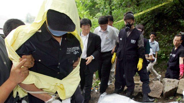 Serienmörder Yoo Young-chul