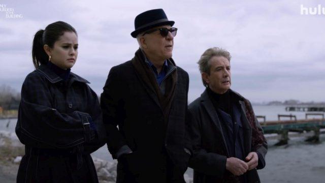 """Der Cast von """"Only Murders in the Building""""."""