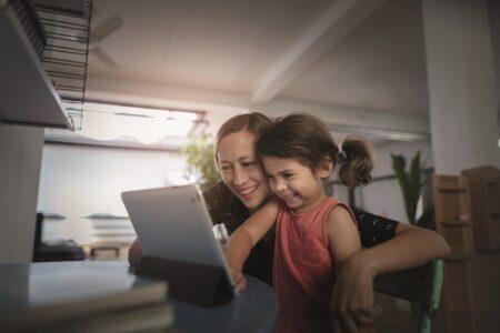 Home Office mit Kindern – geht das?