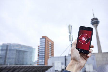 Vodafone übertrifft erhöhtes Netzausbau-Ziel frühzeitig