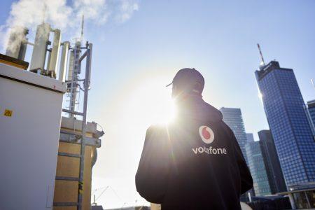 Vodafone erhöht 5G-Ziele