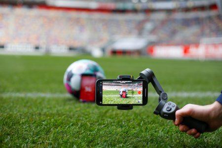 Sky und Vodafone testen erstmals 5G für Medien-Produktion in der 2. Bundesliga