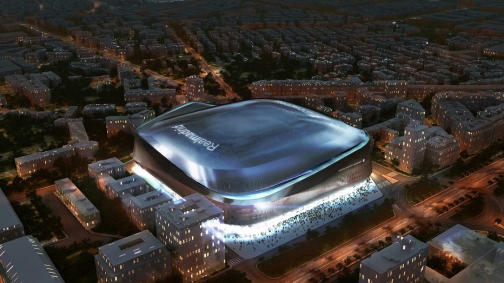 Afbeeldingsresultaat voor real madrid stadion
