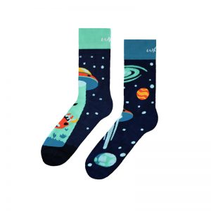 Kolorowe skarpetki - Ufo