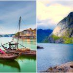 أفضل الوجهات السياحية في 2020 (اختر رحلتك المقبلة)✈