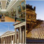 اعرفهم قبل السفر.. المتاحف الأكثر زيارة في العالم