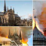 حريق كاتدرائية نوتردام في باريس.. نهاية تاريخ 800 سنة