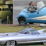 أغرب السيارات في تاريخ البشريّة.. بعضها في المتاحف