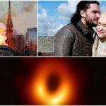 أحداث عالمية حصلت الشهر ده.. حريق وثقب أسود ومسلسل