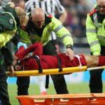 أول ظهور لمحمد صلاح بعد الإصابة الخطيرة