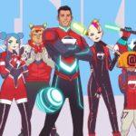 """فيديو جديد لـ كريستيانو رونالدو.. ينقذ الأرض في """"striker force 7"""""""