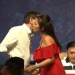 رئيس الفلبين يطلب من النساء تقبيله أمام الجمهور لهذا السبب