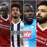 26 لاعبًا في أمم إفريقيا محترفين في اندية اوروبية (منهم 8 مصريين)
