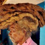 (الرب أمرني بذلك)! هندي لم يغسل شعره منذ 40 عامًا  تعرَّف على قصته