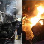 بعد حادث معهد الاورام الارهابي  7 انفجارات هزّت مصر خلال عام 2019