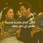 اغانى خطوبة مصرية وعربية تشعل أي حفل زفاف.. اسمعهم هنا