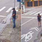 فيديو: طلبت شراء رغيف عيش.. فأطلق النار عليها